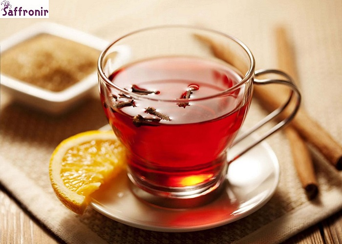 Persian Saffron Tea